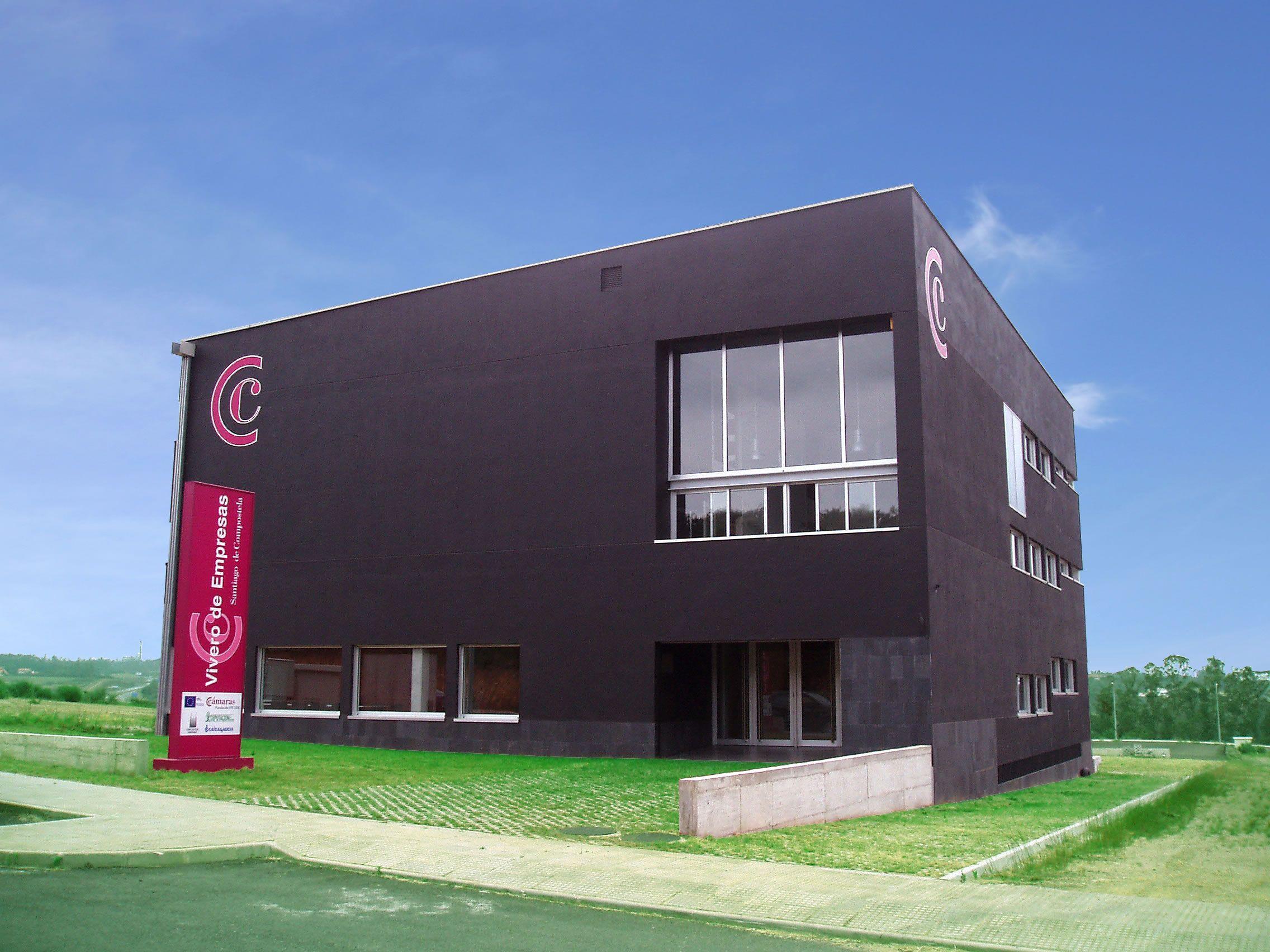 Vivero de Empresas Santigo Compostela